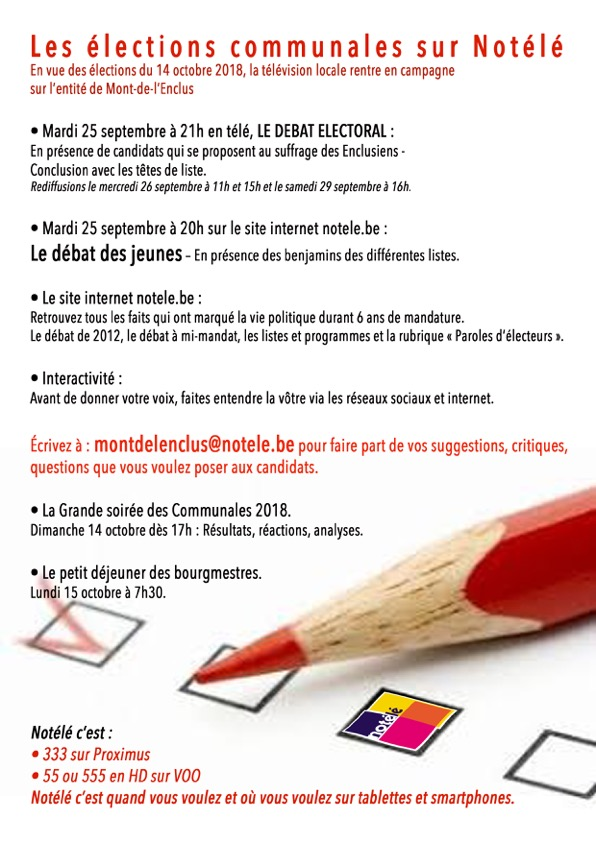Elections communales