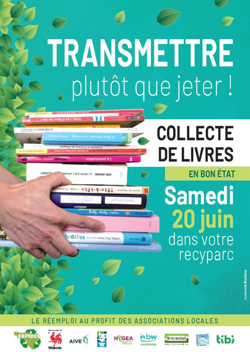 Livres affiche IPALLE